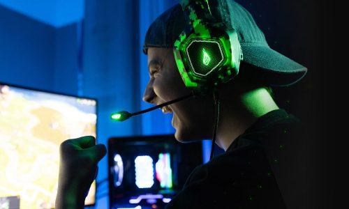 Słuchawki Surefire dla prawdziwych graczy